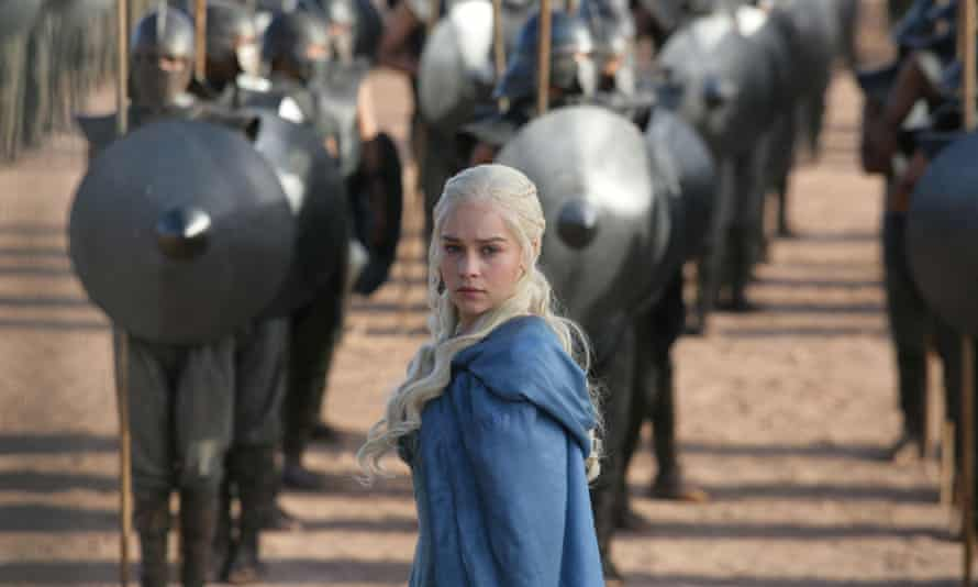 Julia Gillard compared herself to Daenerys Targaryen, played by Emilia Clarke in HBO's Game of Thrones.