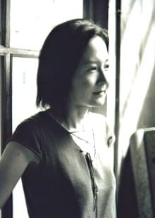 Japanese writer Yoko Ogawa