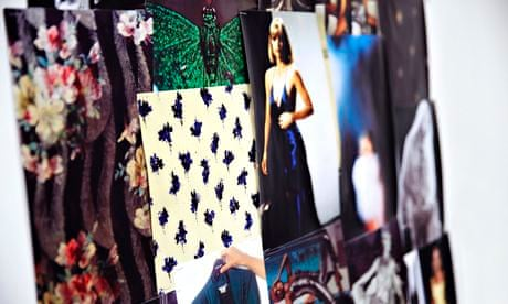 80de6d36a439a Inside Kate Moss's studio: an exclusive preview of her new Topshop  collection | Fashion | The Guardian