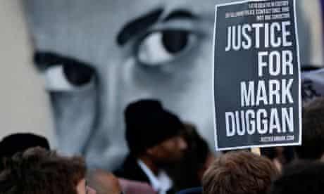 Mark Duggan Vigil In Tottenham After Inquest Result