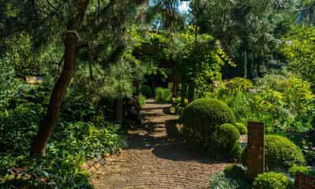 Botanical Community Garden, East Village, New York