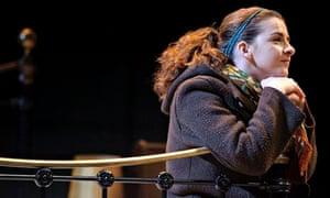 Rebecca Ryan as Jo in A Taste of Honey