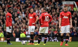Manchester United beaten by Liverpool