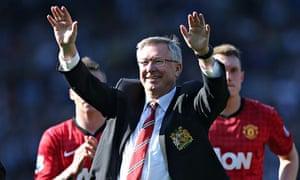Alex Ferguson, 2013