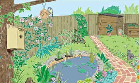 The Do Something wildlife garden
