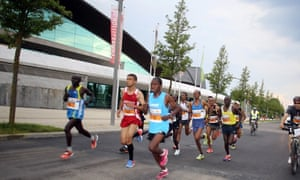 The Luxembourg Marathon.