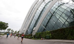 The Singapore Marathon.
