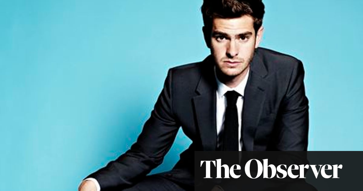 Andrew Garfield A Sensitive Superhero Film The Guardian