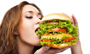 extremely big burger – diet 5:2