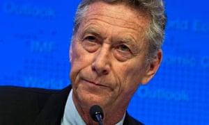 Olivier Blanchard IMF