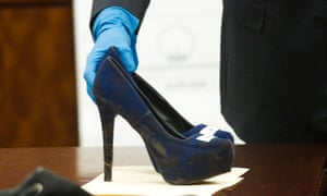 45fc48f7ae2 Houston woman convicted for killing boyfriend with stiletto