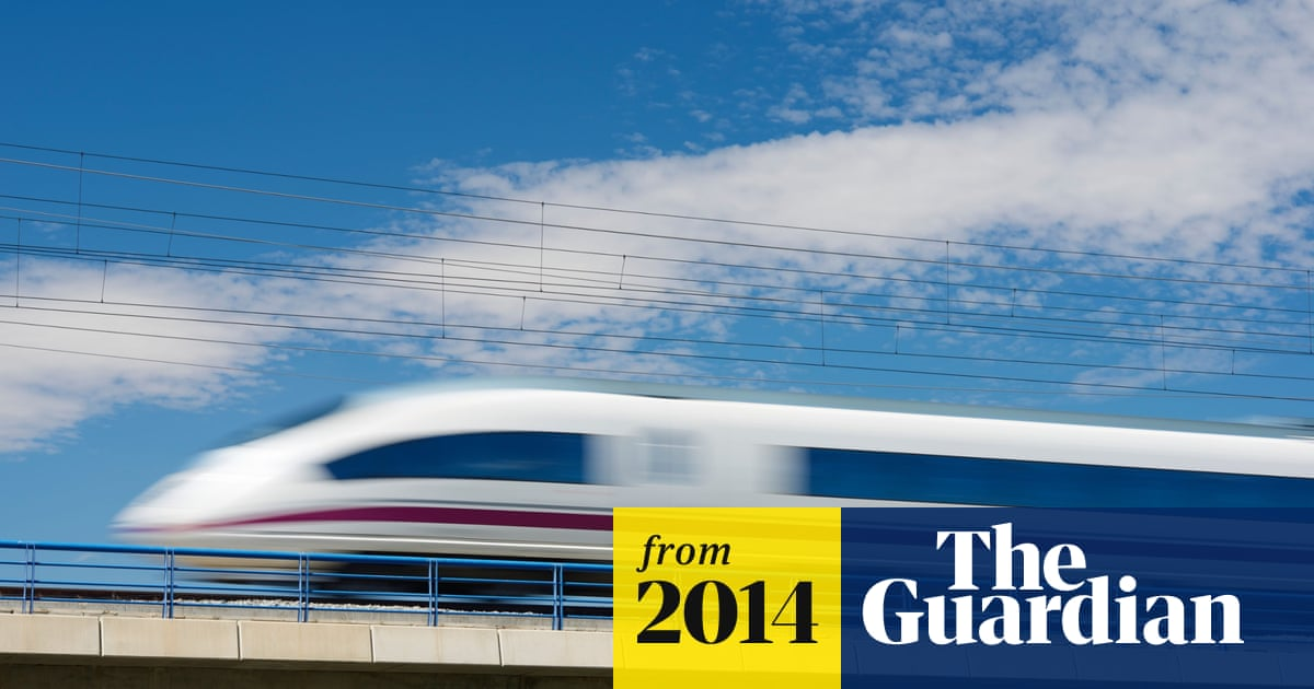 High-speed rail from Melbourne to Brisbane could be