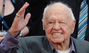 Mickey Rooney left orders that no family member handle his final affairs.