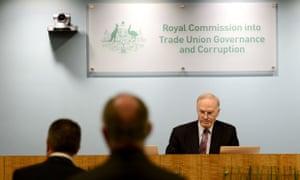 Commissioner Dyson Heydon