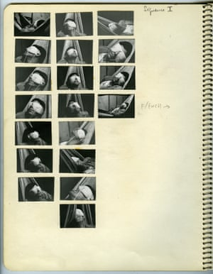 Chris Marker. La Jetee Workbook (Undated). Exercise Book.