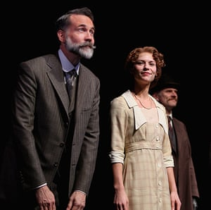 Pygmalion: Boyd Gaines and Claire Danes on the opening night of Pygmalion