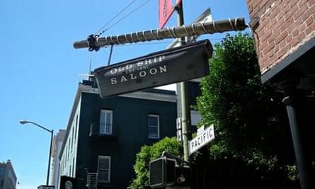 Old Ship Saloon, San Francisco
