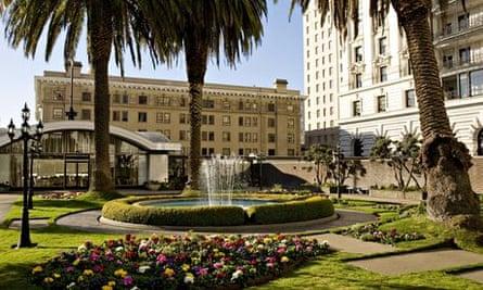 The Fairmont Hotel, San Francisco