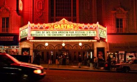 Castro Theater, San Francisco