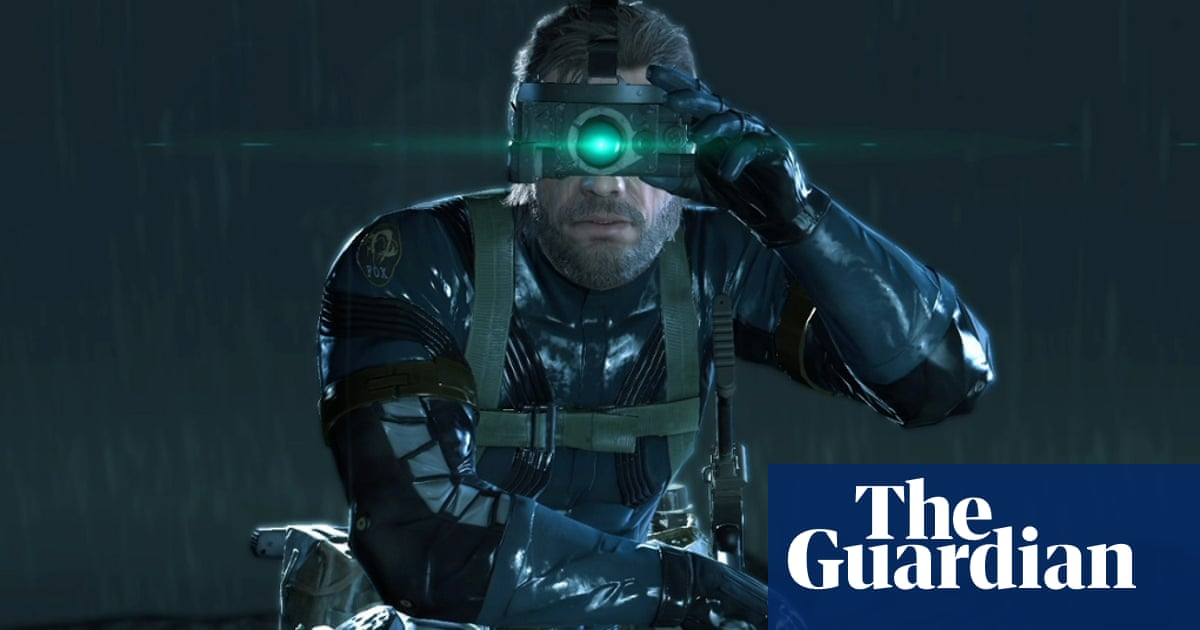 Metal Gear Solid: Ground Zeroes fails to portray sexual