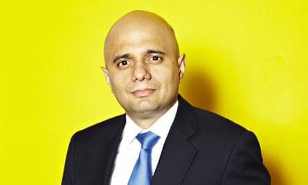 Sajid Javid MP, London, Britain - 10 Sep 2013
