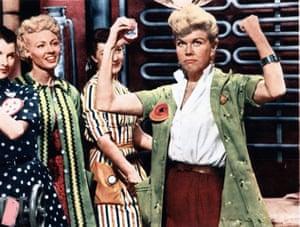 Pajama Game: Doris Day in The Pajama Game, 1957