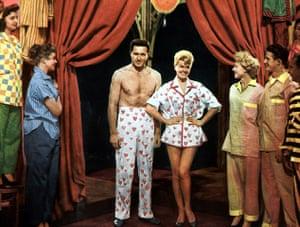 Pajama Game: The Pajama Game, 1957
