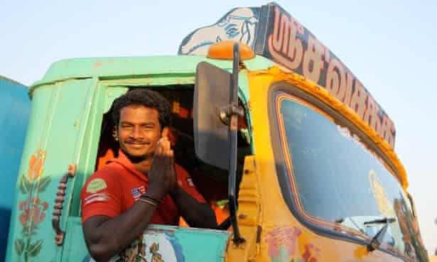 Everyday India in pictures: people