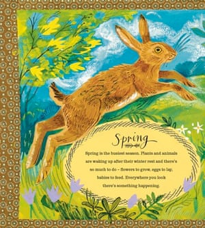 Guide to spring: First Book of Nature