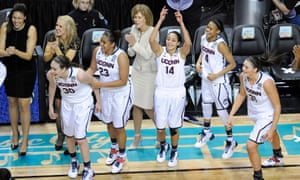 How UConn won both the men's and women's March Madness