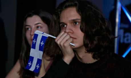 Parti Quebecois Quebec election