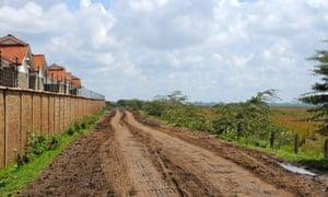 Gated communities - Nairobi National Park