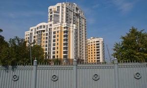 gated communities - Kiev, Ukraine