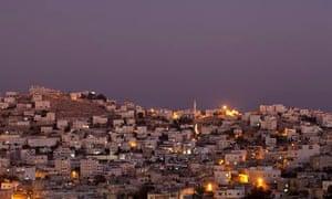 Hebron in the West Bank