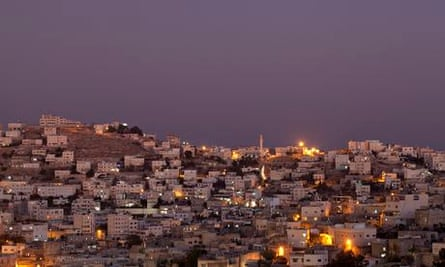 Hebron in the West Bank