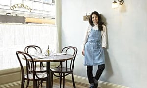 Florence Knight, Head Chef at Polpetto in Soho, London