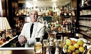 Bar Manager Alessandro Palazzi