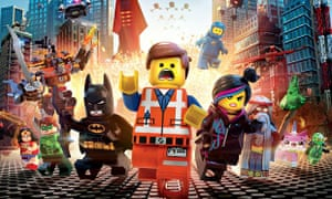 2014, THE LEGO MOVIE