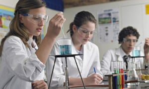 A-level science practicals