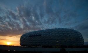 The Allianz Arena
