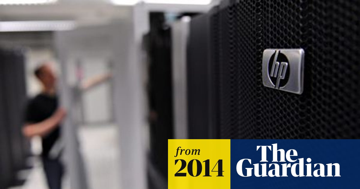 Hewlett-Packard to pay $108m to settle scandal over bribery of