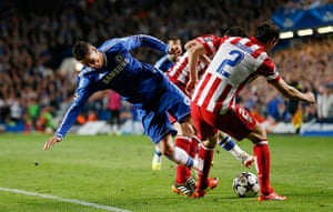 Tom's Chelsea pics: There's no way past Godin for Torres