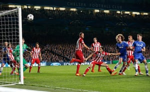 Tom's Chelsea pics: A David Luiz header hits the post in the 2nd half