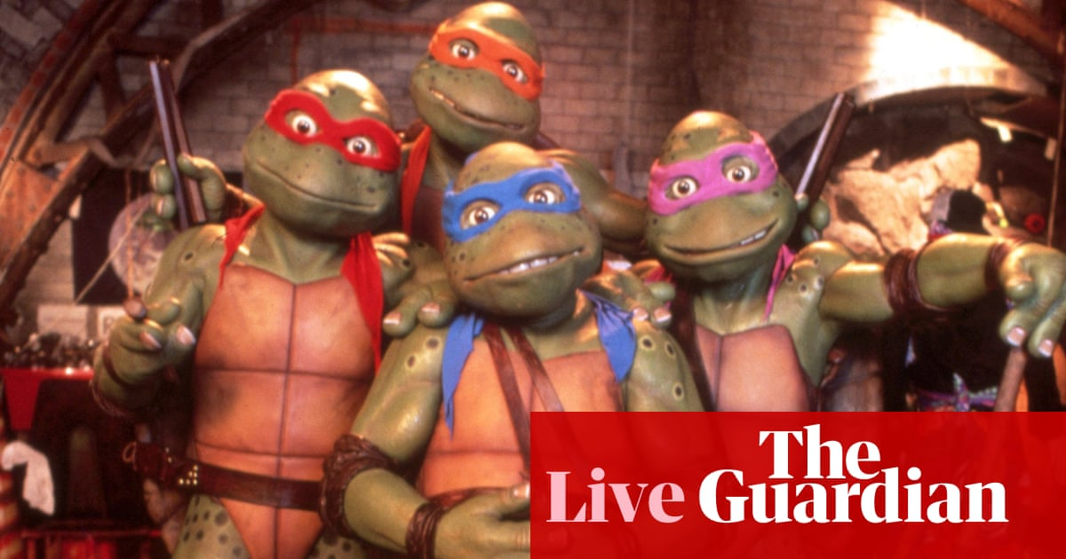 tmnt all characters names