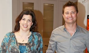 Kirstie Allsopp And George Clarke Promote Diy-ing At B & Q