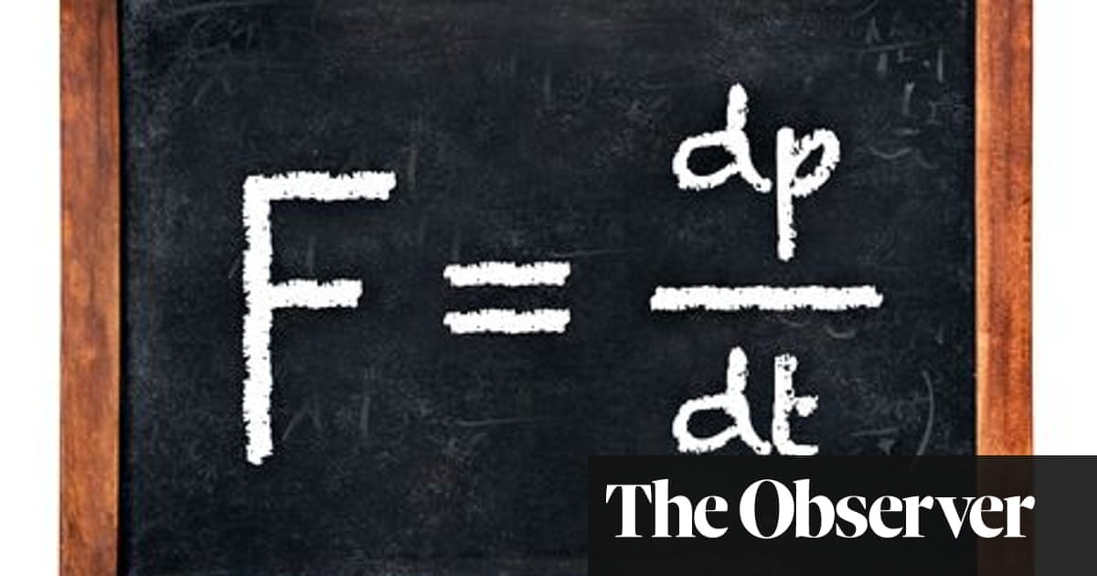 What is Newton's second law of motion? | Science | The Guardian