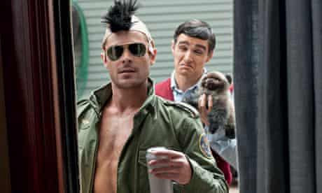 Zac Efron and Dave Franco in Bad Neighbors