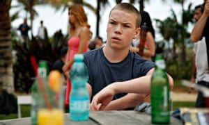 Playing it straight: Will Poulter in Plastic.