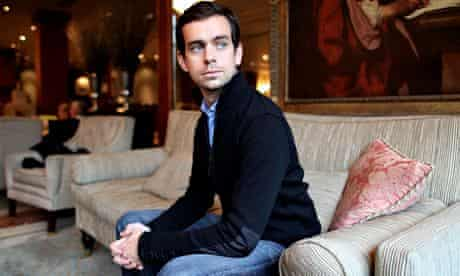 Jack Dorsey, co-founder of Twitter. Investors fear the firm is going to run out of money.