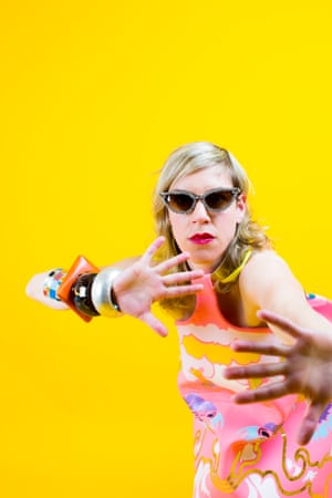 Tune-Yards, photographed for the Guide